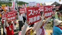 Protesti proti zagonu elektrarne