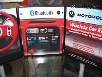 Bluetooth avto kit