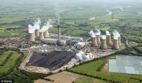 Drax je bila včasih največja britanska termoelektrarna na premog, sedaj pa uporablja biomaso, zato je njena električna energija dvakrat dražja.
