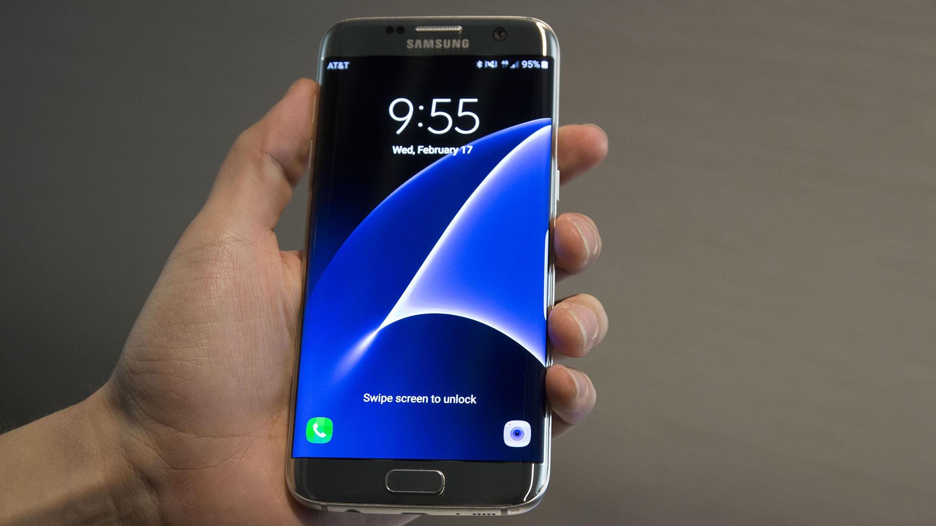 Samsung predstavil Galaxy S7 in S7 Edge
