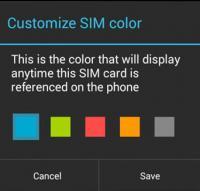 Stock SIM color picker