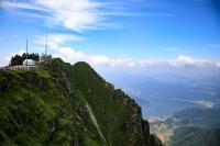 Postaja Monte Generoso v Švici