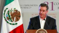 Guverner mehiške centralne banke