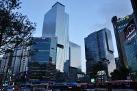Sedež podjetja v Seulu