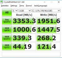 512 GB PCIe Gen3x4 NVMe TLC