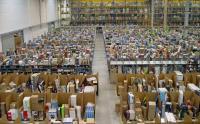 Amazonovo skladišče v Španiji
