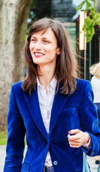 Mariya Gabriel, evropska komisarka za digitalno ekonomijo in družbo
