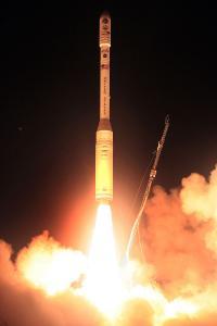Izstrelitev Taurusa XL leta 2009