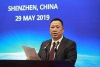 Song Liuping, prvi pravnik Huaweija