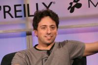 Sergey Brin, vir: Flickr