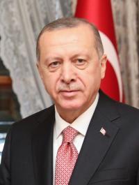 Turški predsednik Recep Erdogan