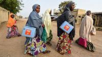 V Afriki ne cepijo zdravniki v zdravstvenih domovih, temveč prostovoljci.