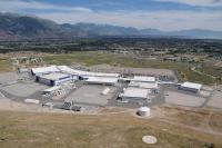 tovarna v Lehiju, Utah