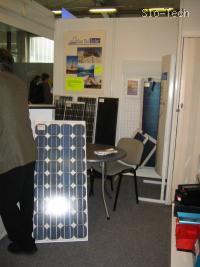 Ko zmanjka elektrike se lahko naše kavne mlinčke poganjamo tudi z energijo, ki jo dobimo od sonca. Problem se pojavi le, če je oblačno.