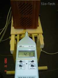 Slika 21: Slika merjenja hrupa