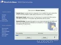 Namestitev Mandrake Linuxa